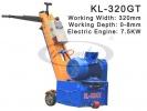 320mm 加强型小型地面铣刨机(电动)